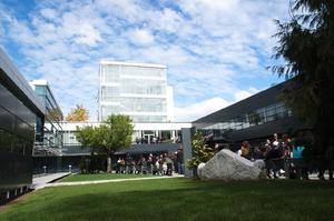 New Bulgarian University - Image: NBU Opening academic year 2015 2016