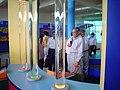 NCSM Dignitaries Visiting Dynamotion Hall - Science City - Kolkata 2006-07-04 04757.JPG