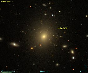 Image illustrative de l'article NGC 3158
