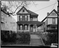 NORTH FRONT, ELEVATION - Martin Luther King Jr. Birth Home, 501 Auburn Avenue, Atlanta, Fulton County, GA HABS GA,61-ATLA,48-1.tif