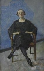 Naima Wifstrand, the Actress