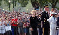 Nancy Reagan applauded at Constitution Avenue.jpg