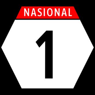 Semarang–Solo Toll Road - Image: Nasional 1