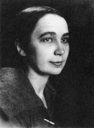 Natalia Goncharova - Goncharova in 1910