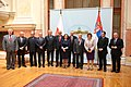 National Assembly of Serbia Senate of Poland delegation.JPG