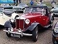 Nationale oldtimerdag Zandvoort 2010, 1951 MG TD, DL-34-90 pic1.JPG
