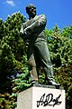 Nelahozeves, Antonín Dvořák - socha.jpg