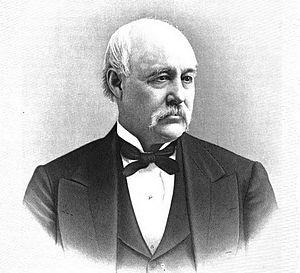 Nelson Ludington - Nelson Ludington, circa 1880