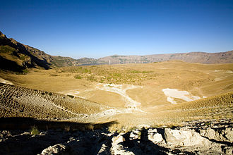 Nemrut (volcano) - Image: Nemrut Volcano 02