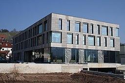 Neues Rathaus Remshalden im März 2011