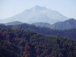Maule Region - Image: Nevados del longavi