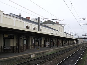Gare de Nevers - Image: Nevers gare 1