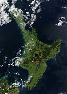 North Island The northern of the two main islands of New Zealand