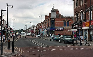 Newland, Kingston upon Hull human settlement in United Kingdom