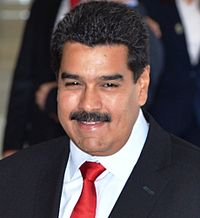 Image illustrative de l'article Liste des présidents du Venezuela
