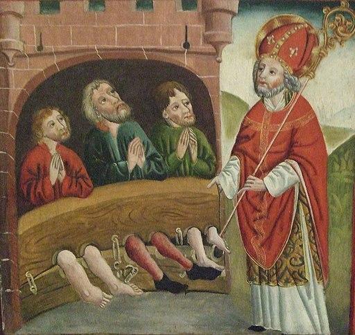 NikolausMyra Befreiung Verurteilter