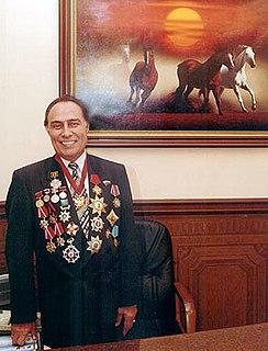 Nikolai Slichenko Russian actor