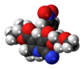 Nimodipine molecule spacefill.png