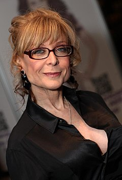 Nina Hartley en 2013.
