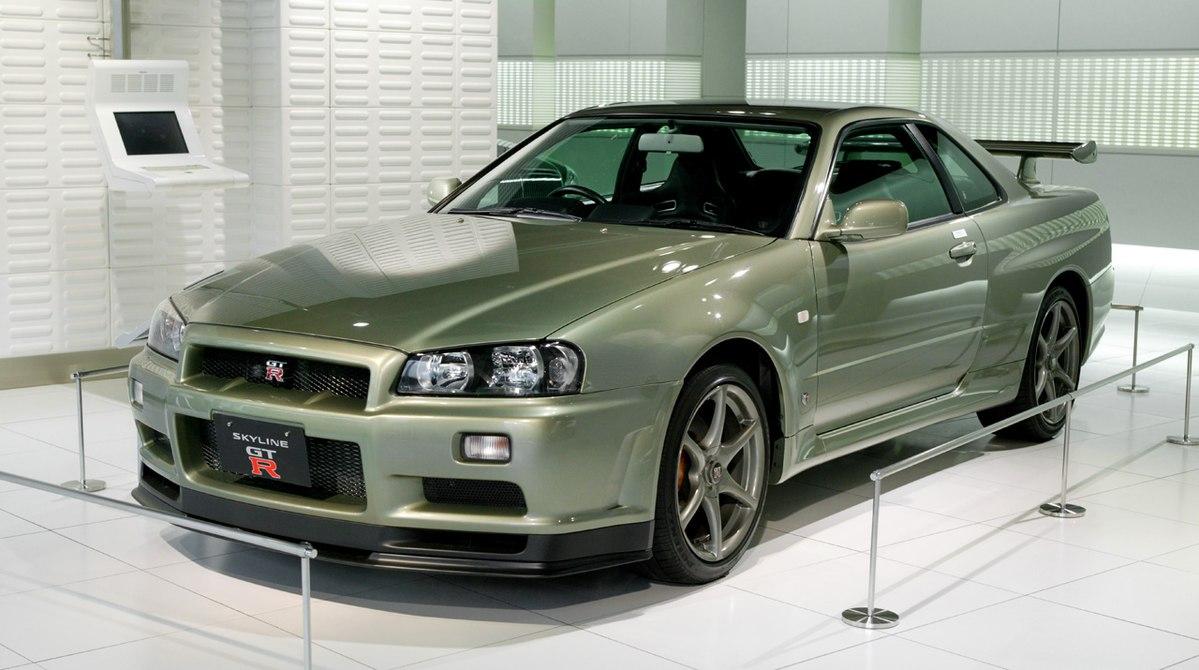 Nissan Skyline R34 GT-R Nür 001.jpg