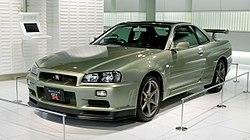 Nissan Skyline R34 GT-R Nür