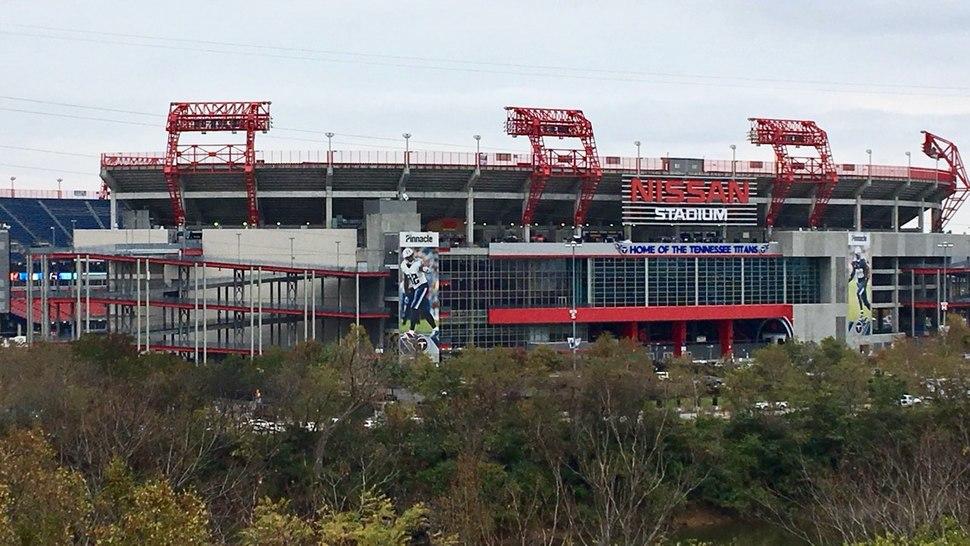 Nissan Stadium 2017