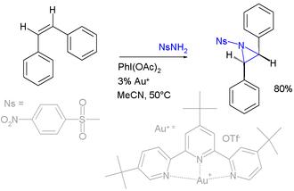 Nitrene - Nitrene transfer reaction