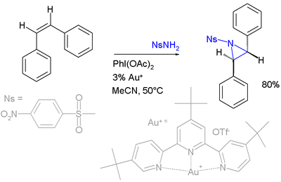 Nitrene Transfer Reaction