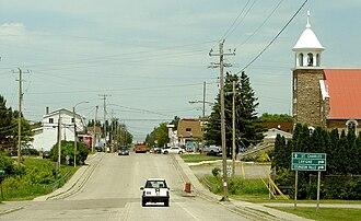 French River, Ontario - Noëlville