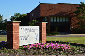 Norristown Area School District - Norristown Area High School