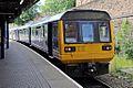 Northern Rail Class 142, 142042, Wigan Wallgate railway station (geograph 4531494).jpg
