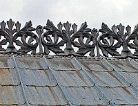 Notre-Dame de Paris 01 detail lead roof before 2015 fire Toiture plomb2.jpg