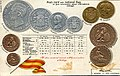 Numismatic postcard from the early 1900's - Spain.jpg