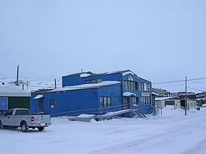 Nunatsiaq News - Nunatsiaq News office in Iqaluit