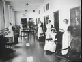 Nursing staff, St Mary's Hospital.png