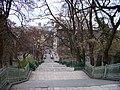 Nuselské schody, směr Pod Nuselskými schody a Pod Zvonařkou.jpg