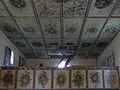 Nusplingen - St Peter und Paul-Deckenmalerei und Empore85088.jpg