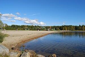 Nydalasjön - Image: Nydalasjön 3