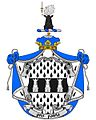 O'Higgins of Ballynary Coat of Arms. Spain 1788 and 2011. Cronista de Armas de Castille y Leon..jpg