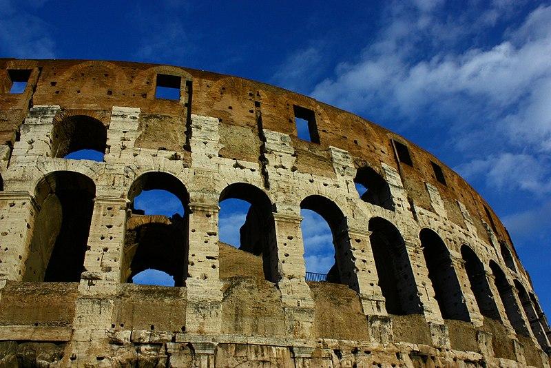 Viagem uma semana na Itália.