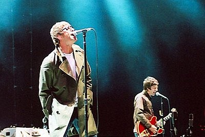 Picture of a band or musician: Oasis