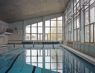 Azure Swimming Pool Swimming pool in Pripyat, Ukraine