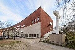 Iglesia Olaus Petri, Estocolmo (1959)