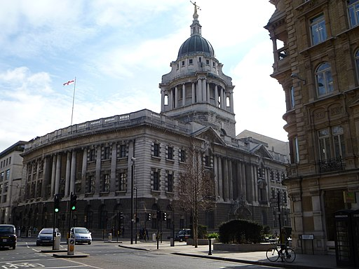 Old Bailey 2012