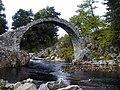 Old Bridge over River Dulnain Carrbridge.jpg