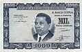 Old Equatorial Guinean 1000 pesetas banknote, 1969.jpg
