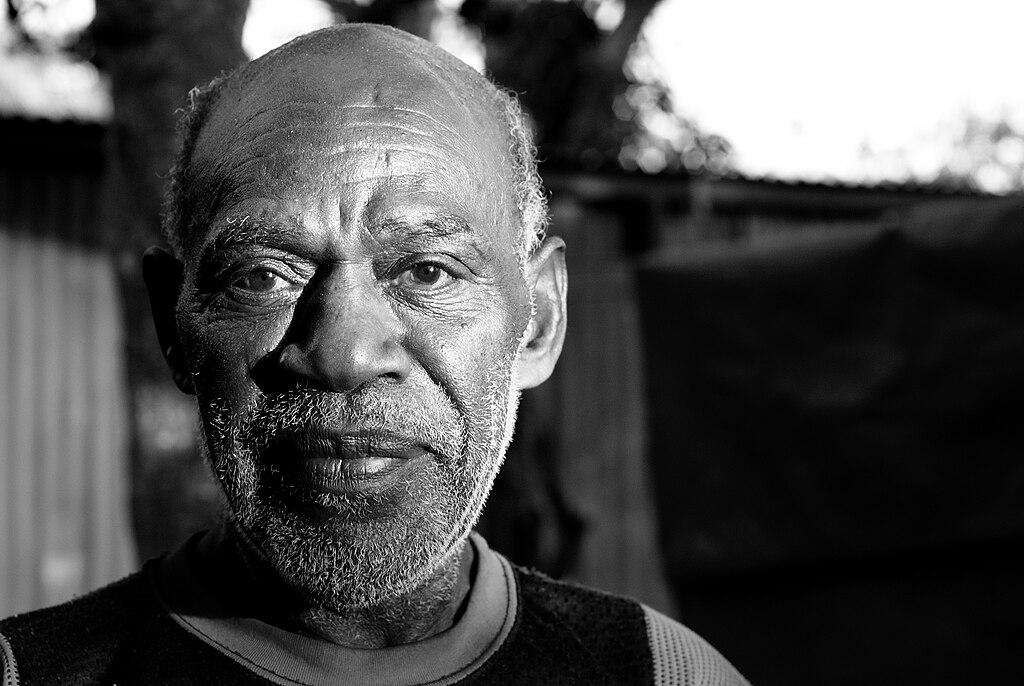 Elderly Black Man File:Old Man (Imagicit...