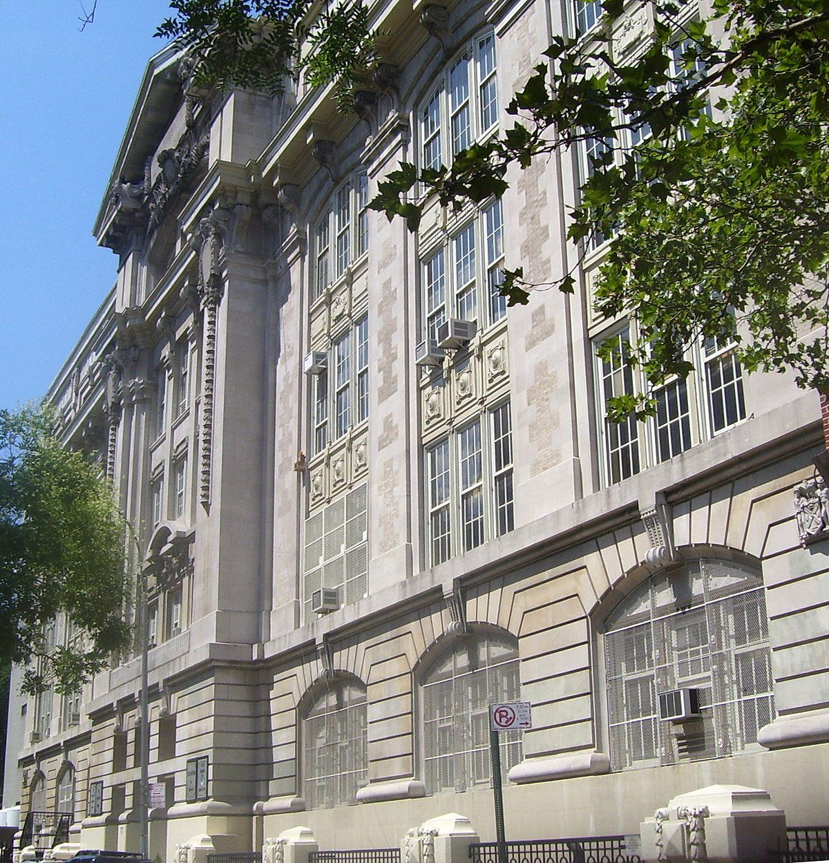 High school for health professions and human services for Stuyvesant ny