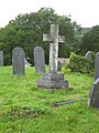 Old grave, St Hilary's Church, Llanilar - geograph.org.uk - 340138.jpg