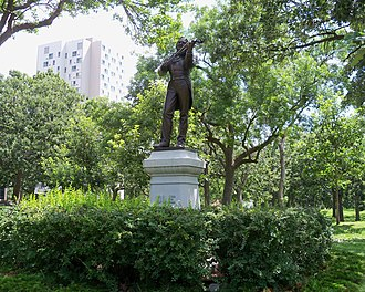 Jacob Fjelde - Image: Ole Bull Statue panoramio